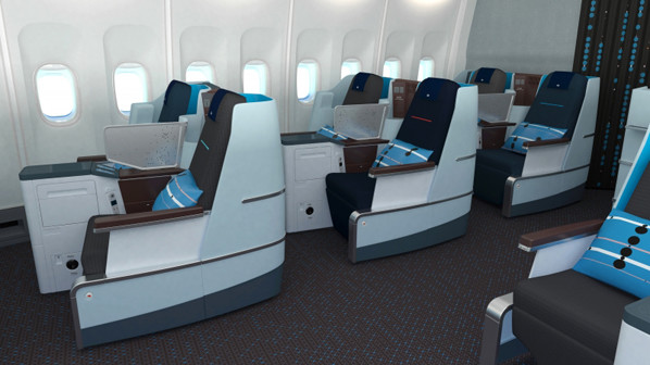 Affordable Business Class Tickets - 2mycountry