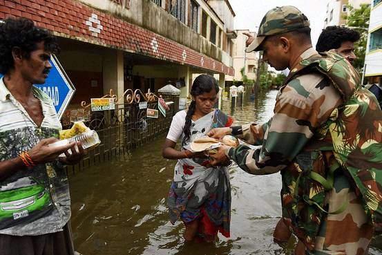 Chennai floods - 2mycountry