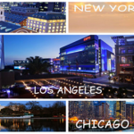 Top Five USA Destinations - 2mycountry