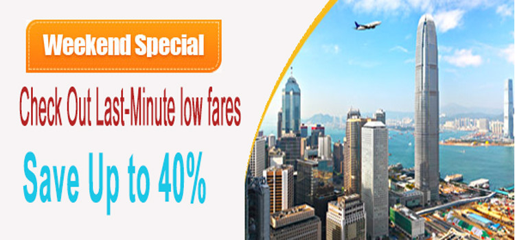 Weekend Specials Fares - 2mycountry