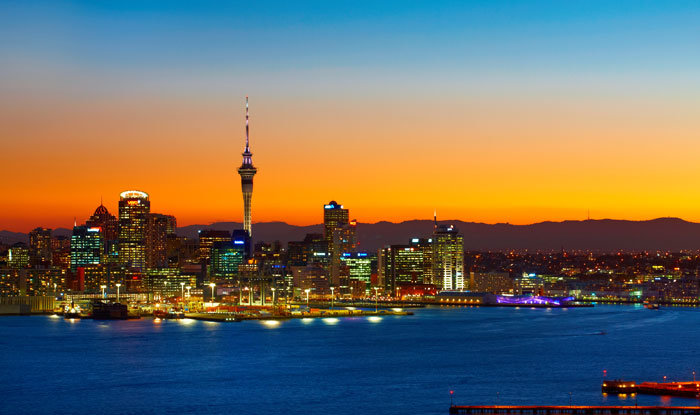 8 Day Auckland, New Zealand Escape 3 H&S