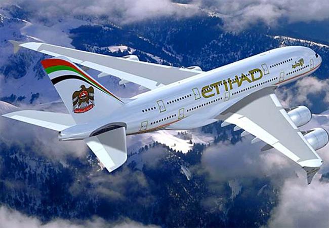 Etihad Airways H&S Travel