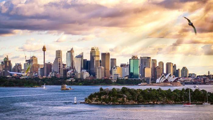 Flights Australia