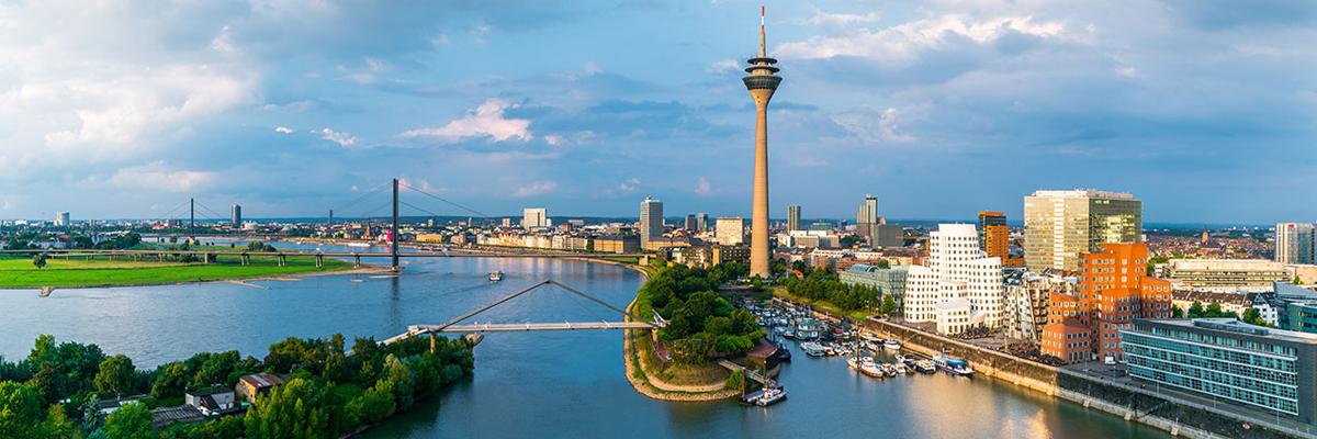 Cheap Airline Tickets to Dusseldorf