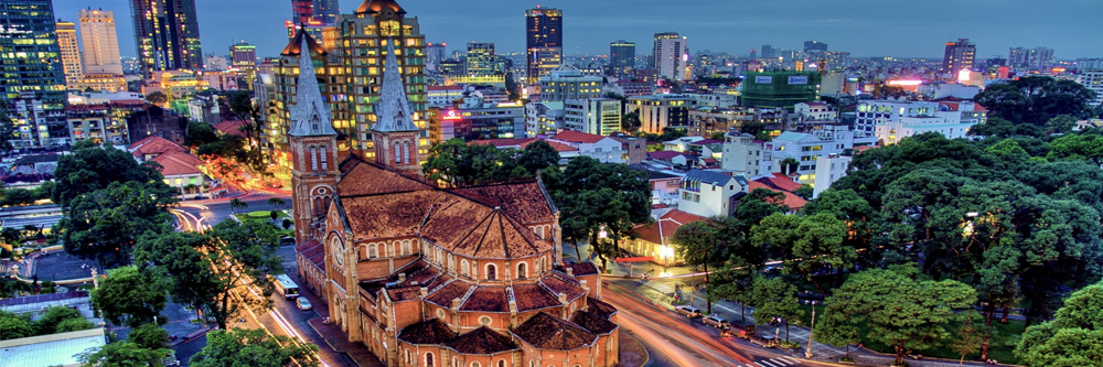 Cheap Business Class Tickets to Ho Chi Minh