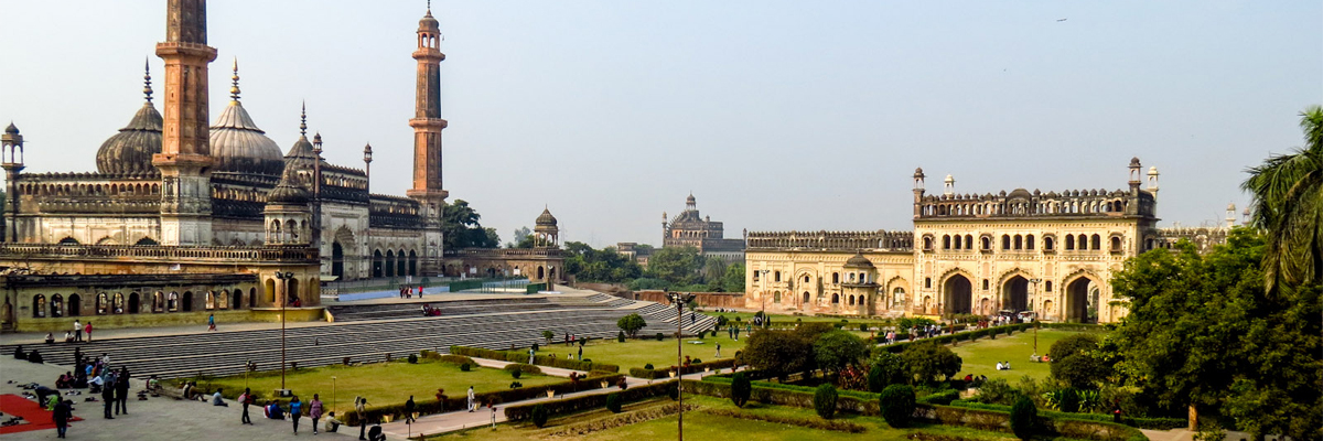 Cheap Airline Tickets to Lucknow