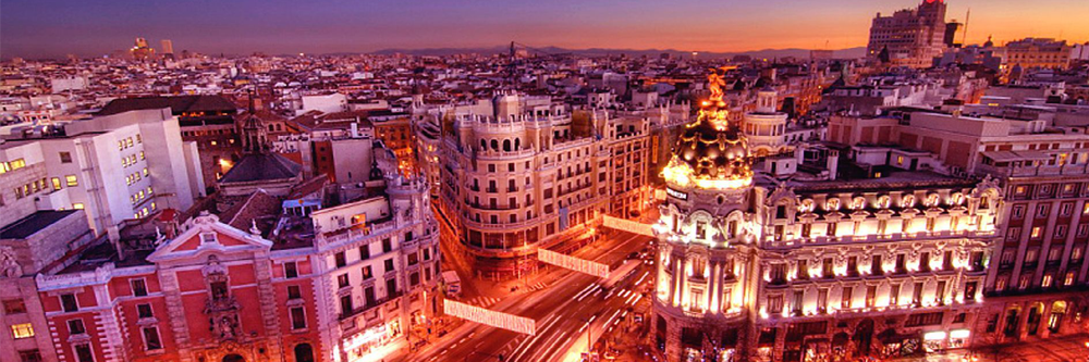 Cheap Business Class Tickets to Madrid