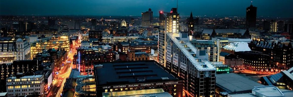 Cheap Business Class Tickets to Manchester