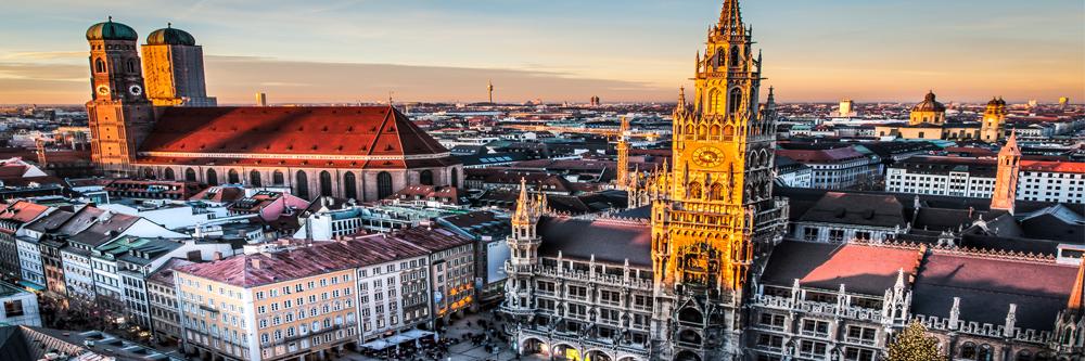 Cheap Business Class Tickets to Munich
