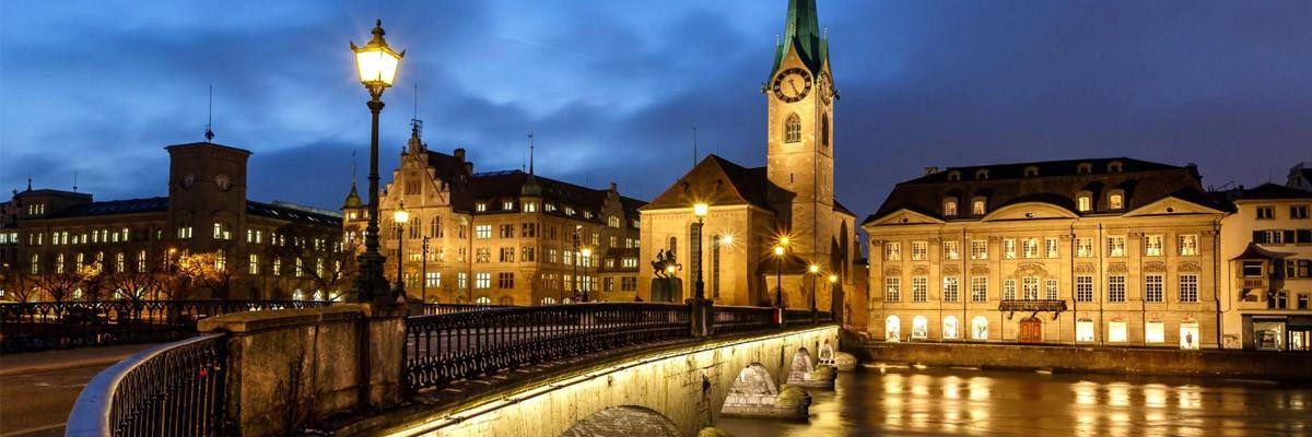 Cheap Airline Tickets to Zurich