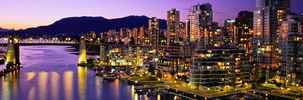 Cheap Business Class Tickets to Vancouver