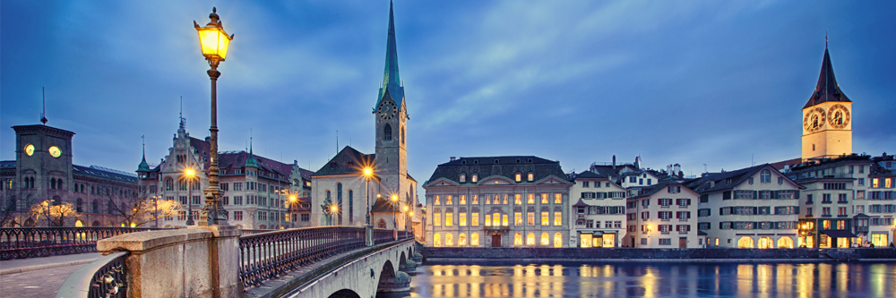 Cheap Business Class Tickets to Zurich