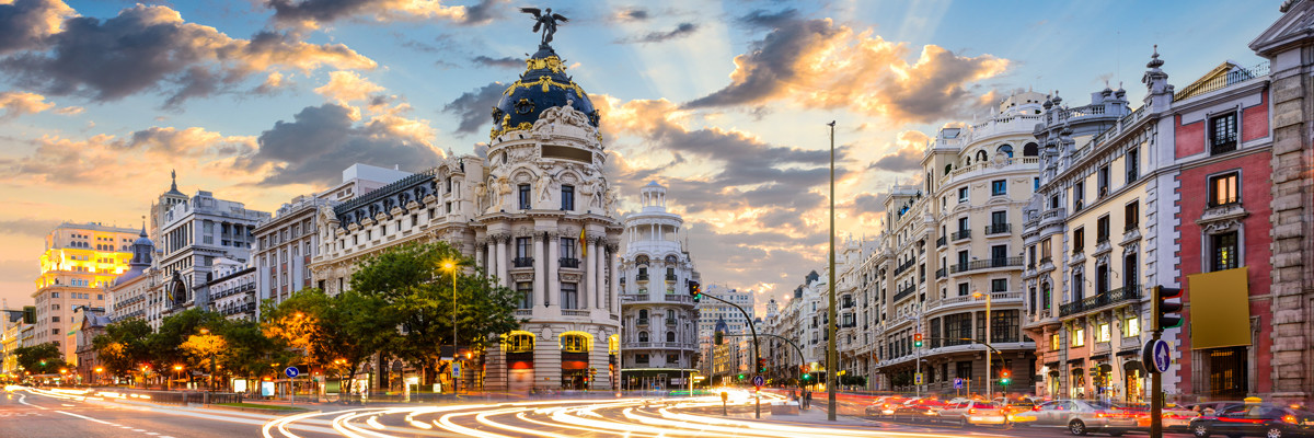 Cheap Airline Tickets to Madrid