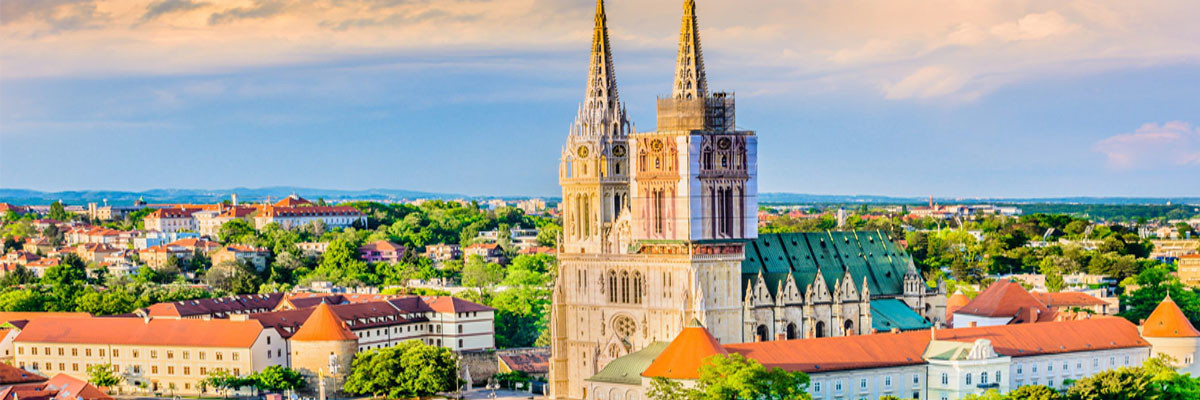 Cheap Airline Tickets to Zagreb