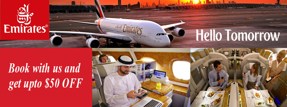 Emirates Airline Tickets
