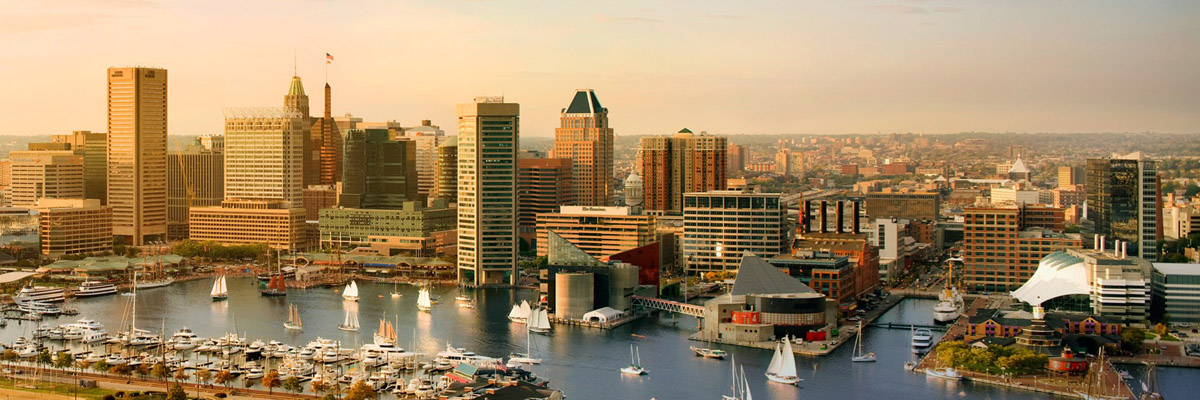 Cheap Airline Tickets to Baltimore