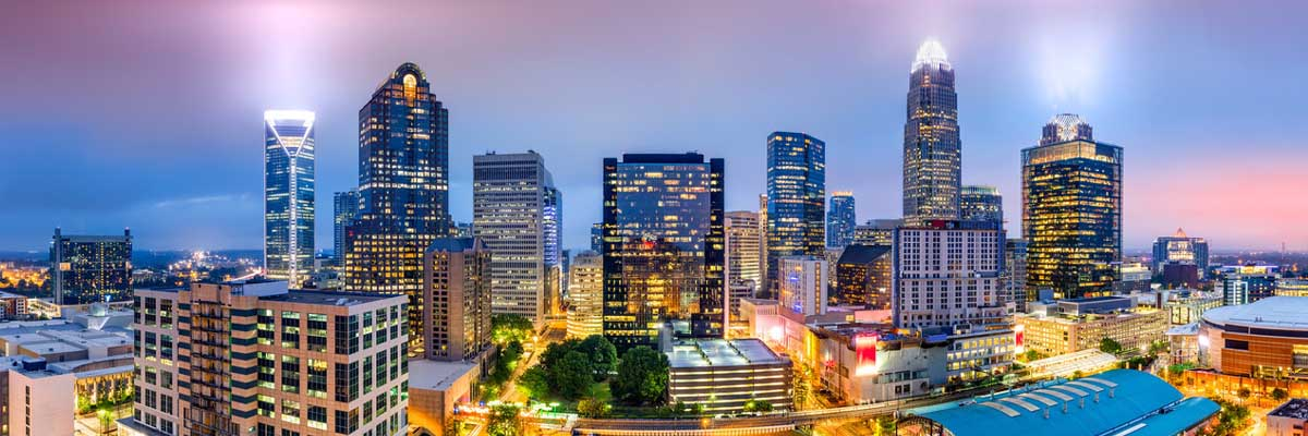 Cheap Airline Tickets to Charlotte