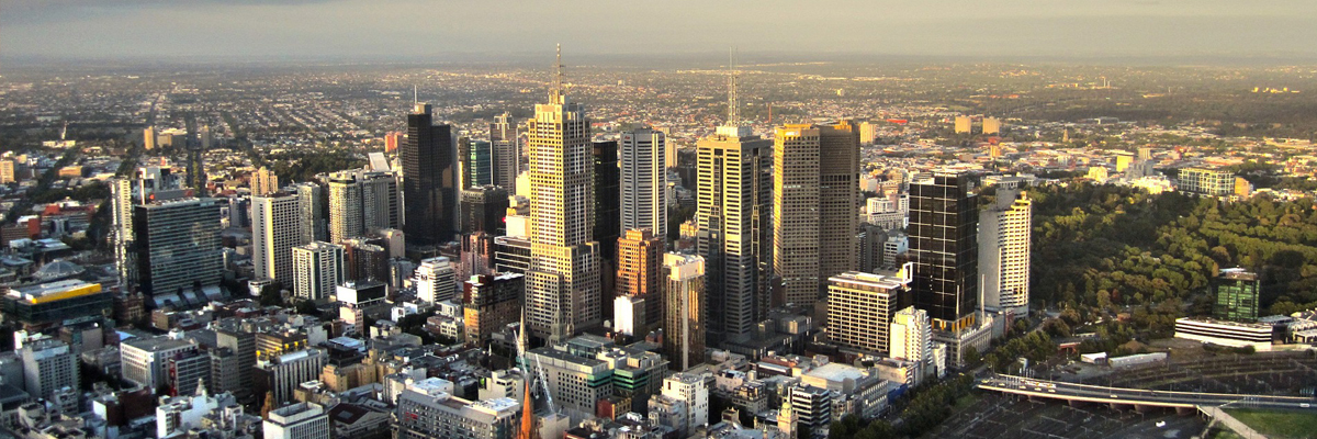 Cheap Airline Tickets to Melbourne