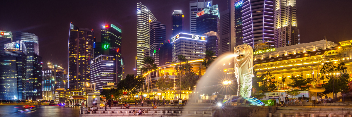 Cheap Airline Tickets to Singapore
