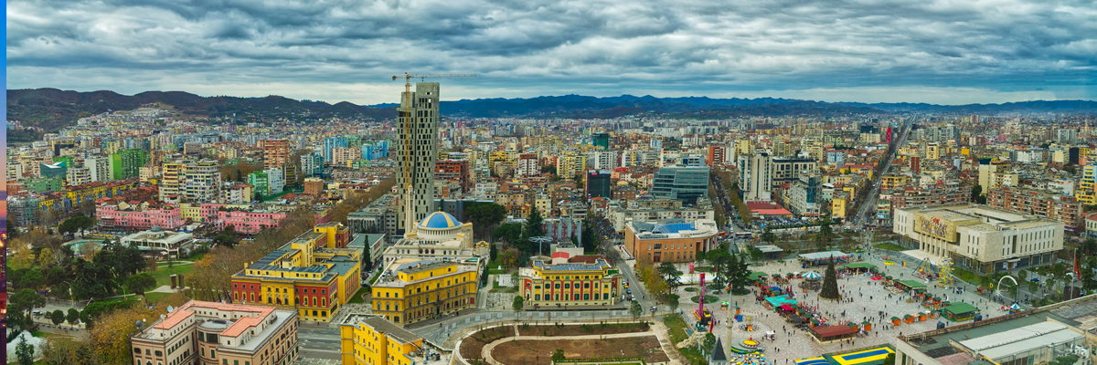 Cheap Airline Tickets to Tirana